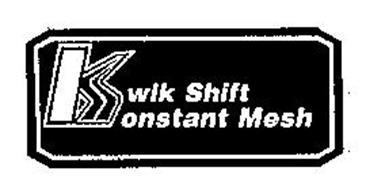 KWIK SHIFT KONSTANT MESH