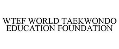 WTEF WORLD TAEKWONDO EDUCATION FOUNDATION