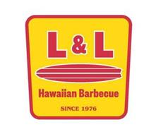L & L HAWAIIAN BARBECUE SINCE 1976