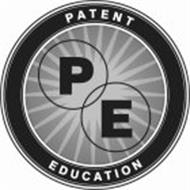 P E PATENT EDUCATION