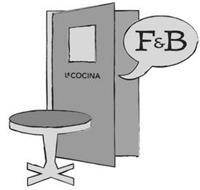 LA COCINA F&B