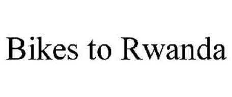 BIKES TO RWANDA