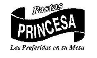 PRINCESA PASTAS LAS PREFERIDAS EN SU MESA