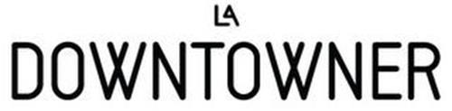 LA DOWNTOWNER