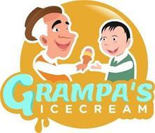 GRAMPAS ICE CREAM