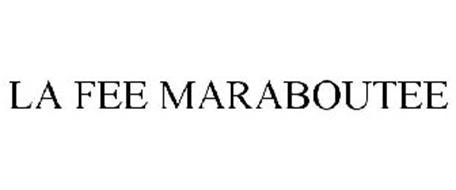 La fee maraboutee trademark of la fee serial number 85363387 trademarkia - Logo la fee maraboutee ...