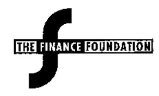 THE FINANCE FOUNDATION