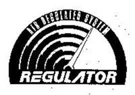 AIR REGULATED SYSTEM REGULATOR