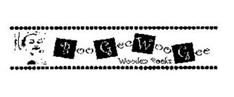 BOO GEE WOO GEE WOODEN BOOKS