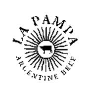 LA PAMPA ARGENTINE BEEF