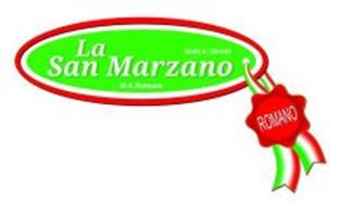 LA SAN MARZANO DI A. ROMANO MARCA BRAND ROMANO