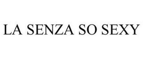 LA SENZA SO SEXY