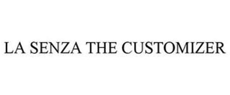 LA SENZA THE CUSTOMIZER