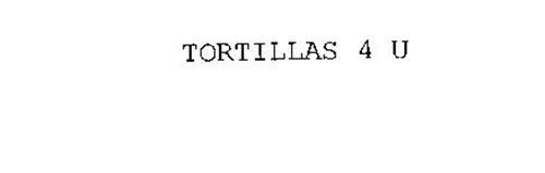 TORTILLAS 4 U