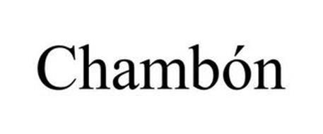 CHAMBÓN