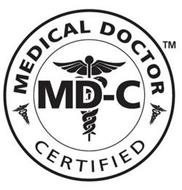 MEDICAL DOCTOR CERTIFIED MD-C