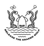 RELEASE THE KRAKEN GOLF 18