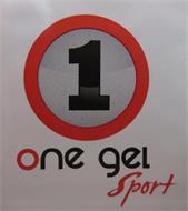 1 ONE GEL SPORT