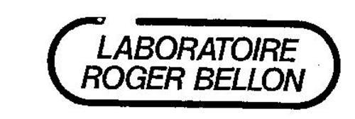 LABORATOIRE ROGER BELLON