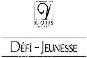 KIOTIS PARIS DÉFI-JEUNESSE