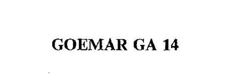 GOEMAR GA 14