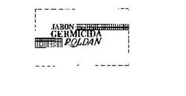 JABON GERMICIDA ROLDAN