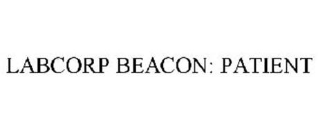 LABCORP BEACON: PATIENT Trademark of Laboratory ...