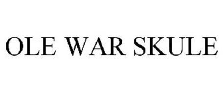 OLE WAR SKULE