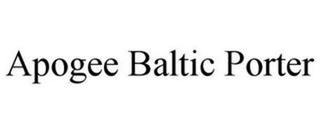 APOGEE BALTIC PORTER