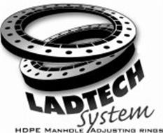 LADTECH SYSTEM HDPE MANHOLE ADJUSTING RINGS