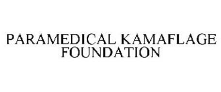PARAMEDICAL KAMAFLAGE FOUNDATION