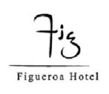 FIG FIGUEROA HOTEL