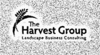 THE HARVEST GROUP LANDSCAPE BUSINESS CONSULTING