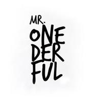 MR. ONE DER FUL