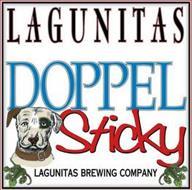 LAGUNITAS DOPPEL STICKY LAGUNITAS BREWING COMPANY