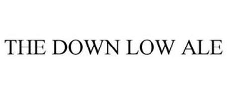 THE DOWN LOW ALE