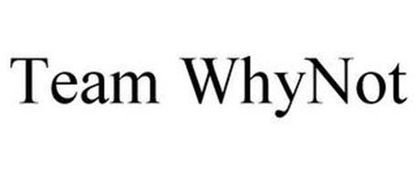 TEAM WHYNOT