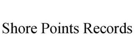 SHORE POINTS RECORDS