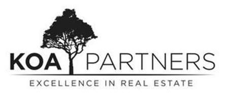 KOA PARTNERS EXCELLENCE IN REAL ESTATE