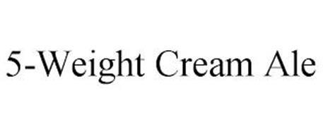 5-WEIGHT CREAM ALE