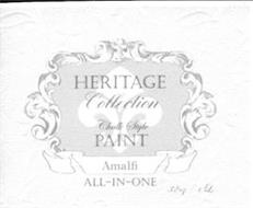 HERITAGE COLLECTION CHALK STYLE PAINT AMALFI ALL-IN-ONE