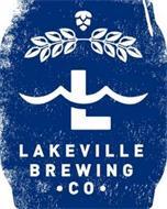 L LAKEVILLE BREWING · CO ·