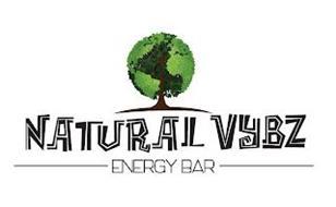 NATURAL VYBZ ENERGY BAR