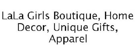 LALA GIRLS BOUTIQUE, HOME DECOR, UNIQUE GIFTS, APPAREL