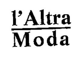 L'ALTRA MODA