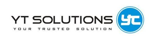 YT SOLUTIONS YT YOUR TRUSTED SOLUTION