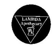 LAMBDA APOTHECARY