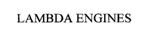 LAMBDA ENGINES