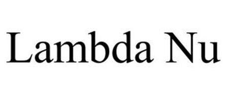 LAMBDA NU