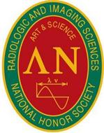 RADIOLOGIC AND IMAGING SCIENCES NATIONAL HONOR SOCIETY ART & SCIENCE